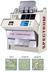 Spectrum Rice Color Sorter Machine