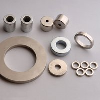 Neodymium Rare Earth Rod N38 Magnets With Nickel Plating