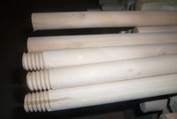 Natural Wooden Broom Handle And Mop Handle