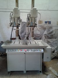 Hydraulic Twin Spindle Drilling Machine