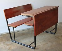 Beautiful Plastic Desk With Wood