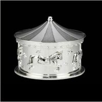 Carousel Musical Box