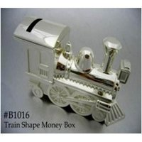 Train Shape Money Box