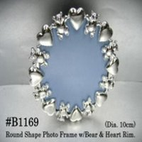 Round Shape Photo Frame