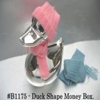 Duck Shape Money Box