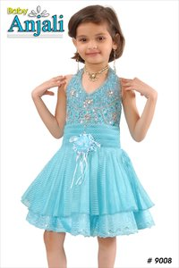 Firoji Color Girl Frocks