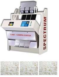 Rice Colour Sorter Machine