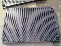 Low Carbon Steel Perforated Wire Mesh