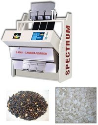 Rice Color Sorter Machines