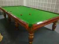 Imported Steel Cushion Snooker Table