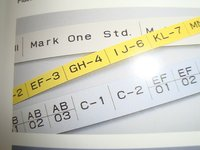Self Adhesive Labelling Tape