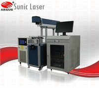 Diode Side-Pumped Laser Marking Machine