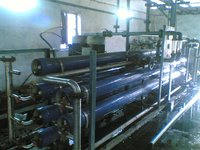 Ro Plants Machinery