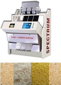 Rice Colour Sorter Equipment