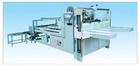 Semi-Automatic Carton Pasting Machine