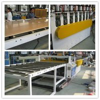Pp, Pe, Hips, Pet Eva, Evaoh Single Layer, Multi-Layers Composite Sheet Production Line