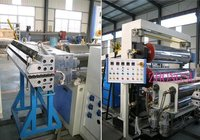 Large Diameter HDPE Water Supply and Gas Supply Pipe Extrusion Line