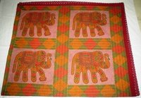 Kantha Gudri Bed Cover