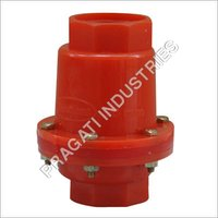Bolt Pp Foot Valve