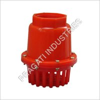 Pp Bolt Foot Valves