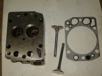 Deutz F Cylinder Head