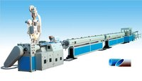 PE-RT PP-R and PEX Dual-Strand Pipe Extrusion Line