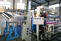 High Pressure RTP Twisted Composite Pipe Extrusion Line and Fittings