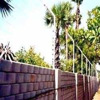 Solar Security Fencing