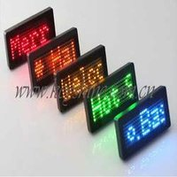 Led Name Boards