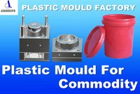 Plastic Painting Bucket Mould