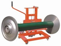 Hydraulic Empty Beam Trolley