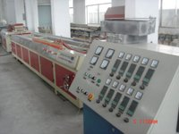 PVC Profile Plastic Machinery