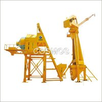 Scrapper Batching Plant