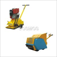 Drum Walk Behind Vibratory Roller