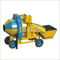 Drum Concrete Mixer Mini Batching Plant
