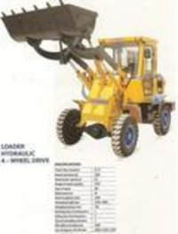 Hydraulic Loader Machinery