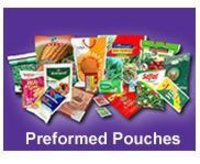 Preformed Pouches