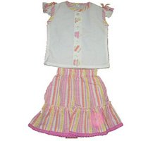 Baby Skirt Kameez 