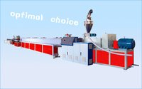 Pre-stress Plastic Corrugated Pipe Production Line