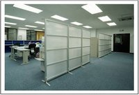 ACTIS Series Office Partition