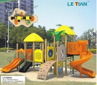 Wooden Playground Equipment (LT-0054A)