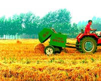 Farm Machinery Hay Baling Machine