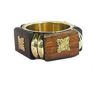 Wooden Napkin Ring