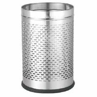 Steel Perforated Waste Bin