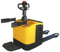 Electric Pallet Truck-Rider (Stand On Platform)