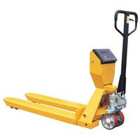 Pallet Truck With Weighing Scale