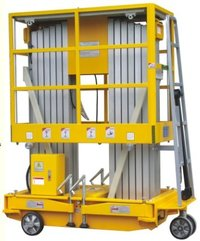 Aerial Work Platform-Double Mast