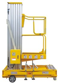 Aerial Work Platform-Single Mast
