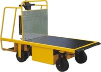 Electric Platform Truck