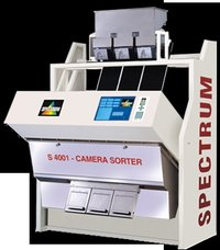 Spectrum CCD Color Sorter Machines